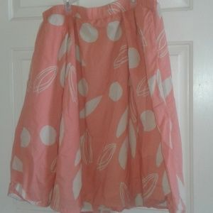 Lane bryant skirt size 14-16